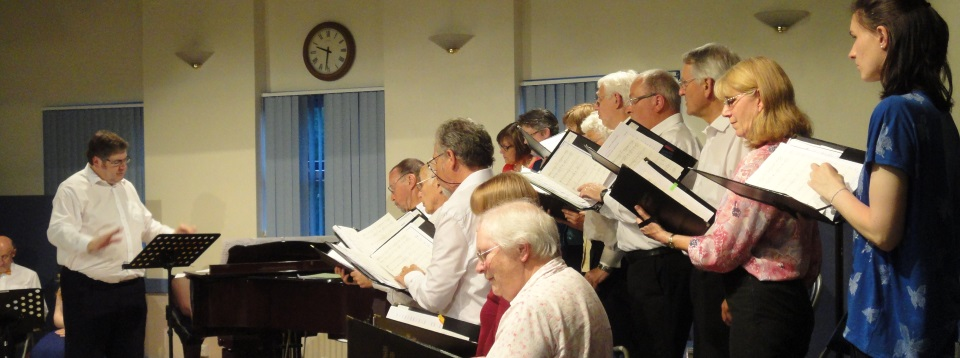 Beaumaris Singers Chamber Choir of Newport Shropshire